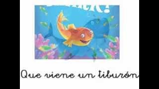 Video Cuentos infantiles. EL PEZ QUE GRITABA TIBURÓN