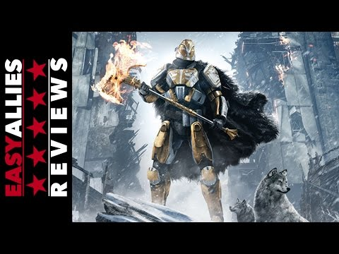 Destiny: Rise of Iron - Easy Allies Review - YouTube video thumbnail