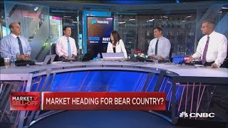 Stocks are getting slammed, is the market heading for bear country?