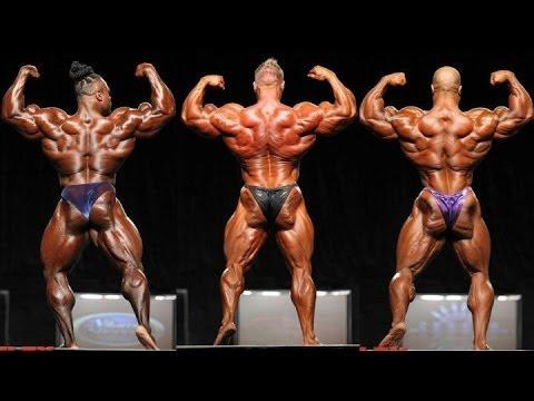 Il est correct dêtre amené à la compétition au bodybuilding