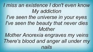 Anorexia Nervosa - Mother Anorexia Lyrics