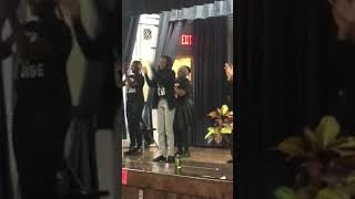 Issana vocals!! Excellence Girls Black History 2019