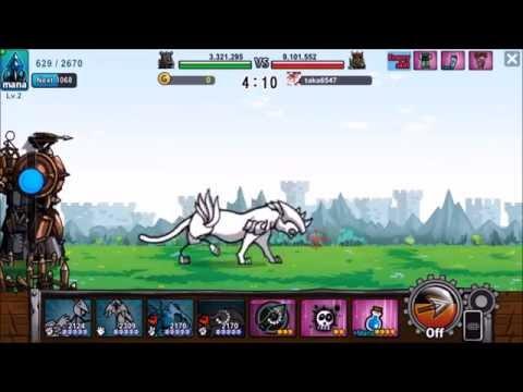 Cartoon Wars 3 Raid Battles