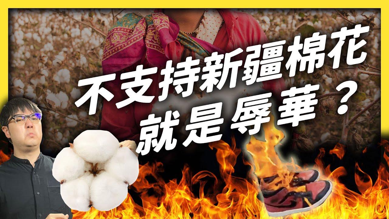 H&M 去年就拒用新疆棉花,中國戰狼為何現在才出征?《 左邊鄰居觀察日記 》 EP 040|志祺七七