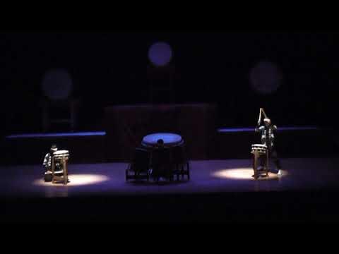 太鼓集団「怒」30周年記念公演 Desafio~怒、再び~ 第1部その1