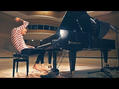 Africa Toto X Peter Bence Piano Cover