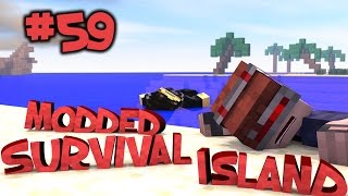 Survival Island Modded - The Freezer! Part 59