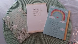 Hallmark Sympathy Cards for Loss of a Baby