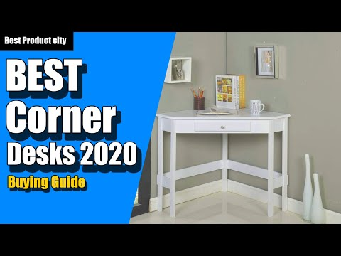 5 Best Corner Desks in 2020 | Corner Computer Desk (Review & Buying Guide)
