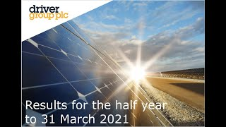 driver-group-plc-interim-results-investor-presentation-webinar-11-06-2021