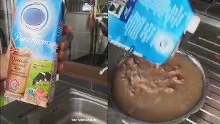 Viral Video Susu Sudah Basi tapi Tanggal Kedaluwarsanya Masih Beberapa Bulan