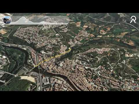 De Girona a St Joan de Mollet
