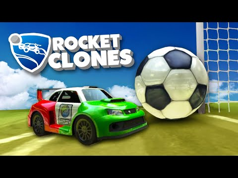 The Greatest Rocket League Clone Games