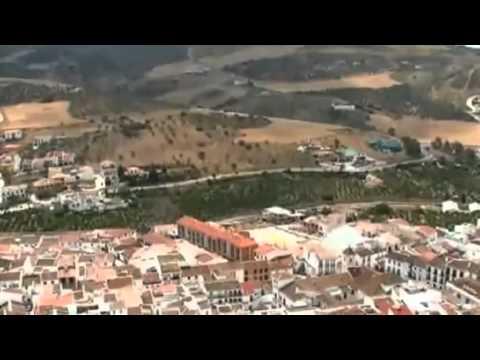 """Die Pfarrkirche """"San Lorenzo"""", Valle de Abdalajis"""