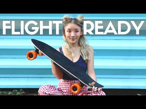 Best Budget Electric Skateboard for Airplane Flight Travel | Meepo Campus 2 Review