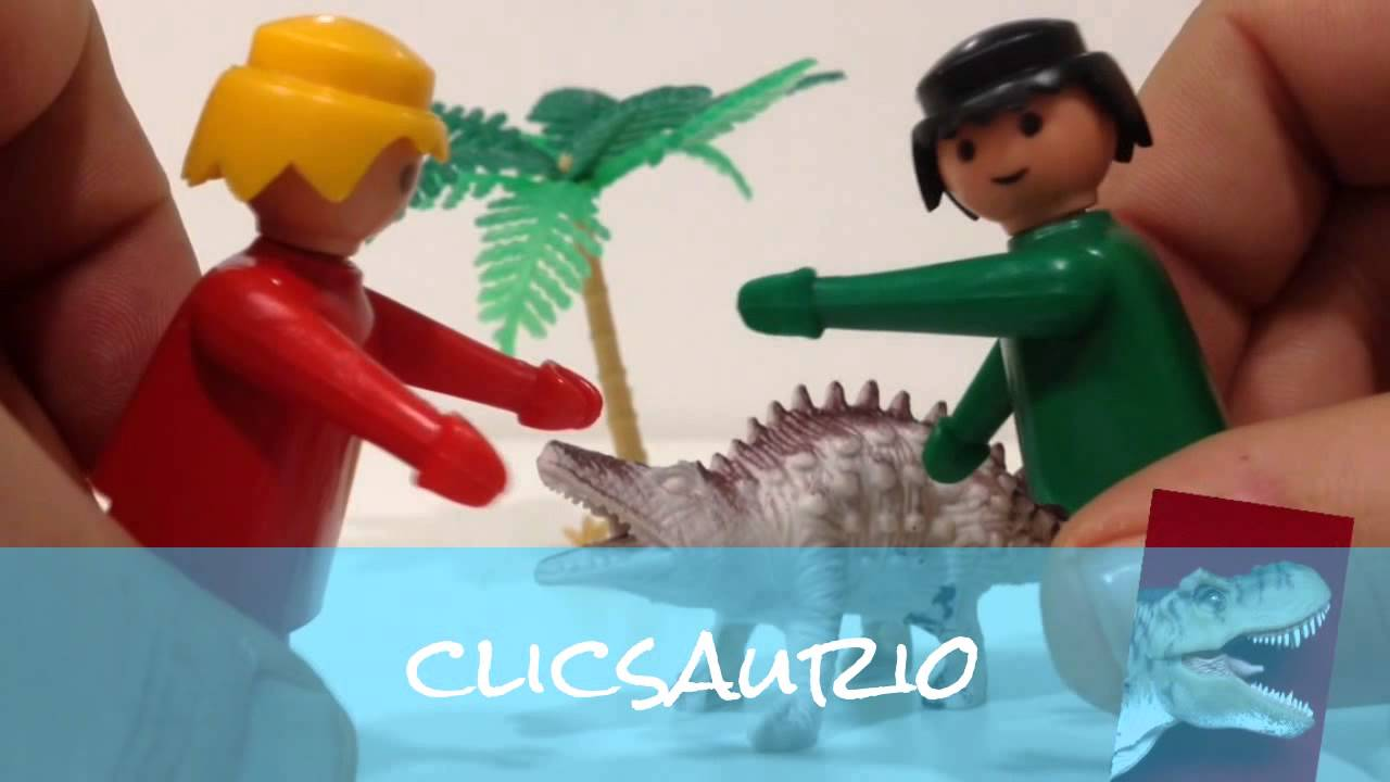 Trailer del canal Dinos Juguetones