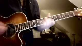 James Brown The Payback Guitar Riff