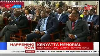 KENYATTA MEMORIAL: 39 years since death of founding father