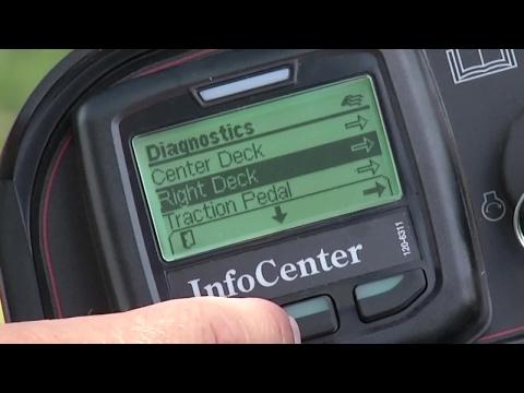 Toro® Groundsmaster® 4000-D – InfoCenter