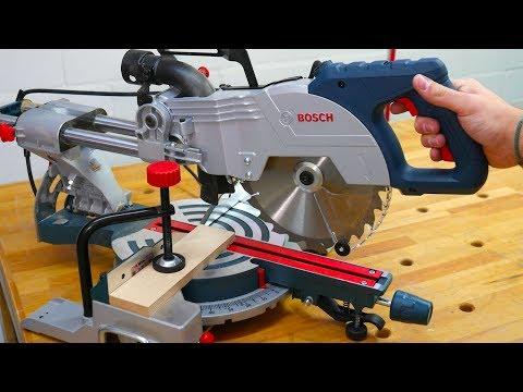 Die BESTE & GÜNSTIGSTE Kappsäge?! -  Bosch Professional Paneelsäge GCM 800 SJ