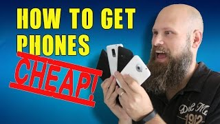 How To Get Phones CHEAP! - The Blind Life