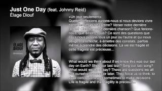 Just One Day (feat. Johnny Reid)