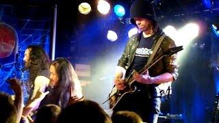 Dragonforce - Defenders (HD) Live at John Dee,Oslo,Norway 28.03.15