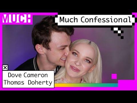 Dove Cameron Brings Boyfriend Thomas Doherty to MMVAs
