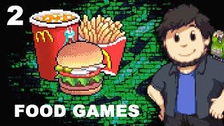 Food Games (PART 2) - JonTron