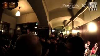 Video Křest split vinylu Backfliping dog (BFD) x The Breed 19.3.2016
