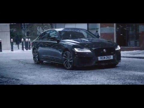 Jaguar  XF Седан класса E - рекламное видео 3