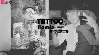 Tattoo Homie ( Remix ) - Jombie ft. Dế Choắt ( Châu Hải Minh )
