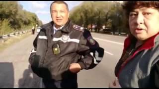 Беспредел областной дорожной полиции г. Алматы