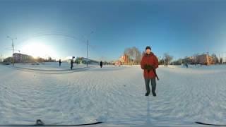 видео тест камеры Xiaomi Mi 360 4K