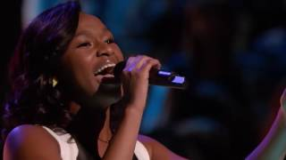 The Voice 2016 Knockout   Shalyah Fearing   A Broken Wing