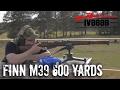 Download Video Finnish M39 600 Yard D166 Ammo Test