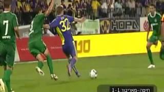 מאריבור - מכבי חיפה מוק' ליגת האלופות סיבוב 3 עונת 2011/12