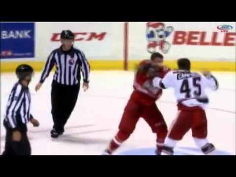 Colin Campbell vs. Keegan Lowe