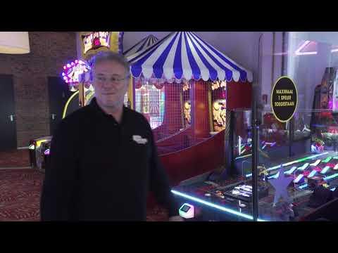 Sir Winston Fun & Games vandaag voor het eerst weer open