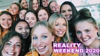 BEST CHURCH RETREAT EVER!! // tsm reality weekend vlog