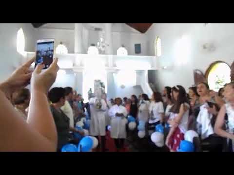 Abertura da Santa Missa em Barão do Monte Alto-MG