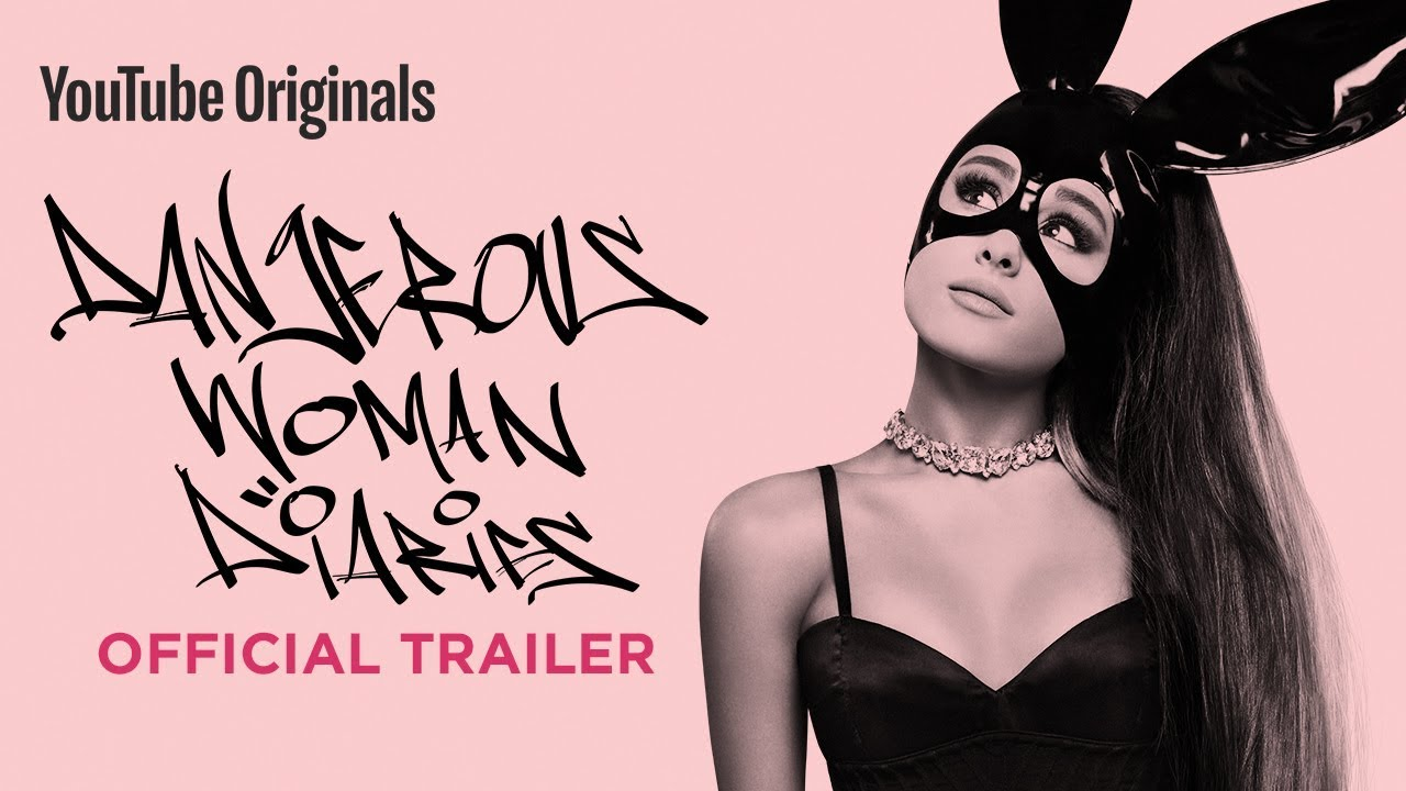 'Ariana Grande: Dangerous Woman Diaries' documentary series drops tomorrow on YouTube