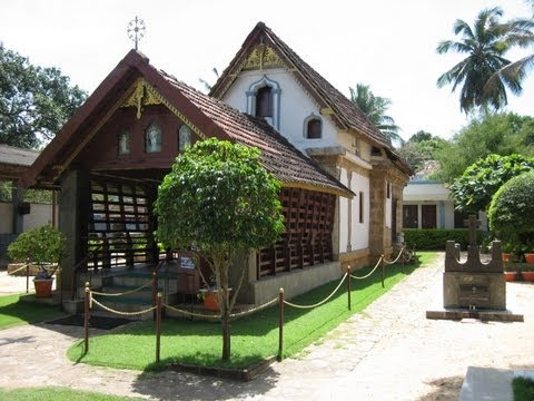 Thiruvithangcode Arappally -- One of the Oldest Church Structures Existing in the World