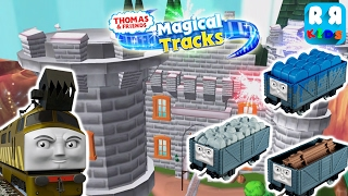 Help Diesel 10 to find Troublesome Truck | Thomas and Friends: Magical Tracks - Kids Train Set