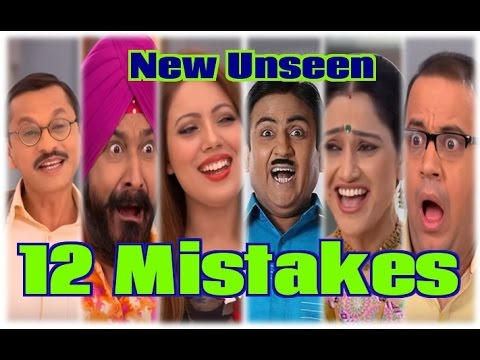 Big Mistakes in Taarak Mehta ka ooltah chashmah || Latest Unseen Mistakes in TMKOC