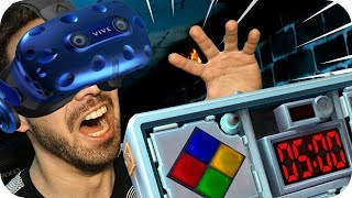 SI HABLAS NO EXPLOTA EN 3D   Keep Talking And Nobody Explodes VR - Gona y Luh
