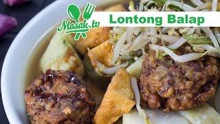 Lontong Balap Surabaya | Resep #372