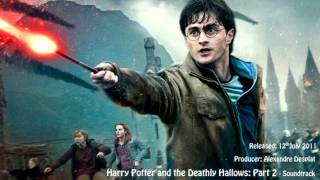 """9. """"Statues"""" - Harry Potter and the Deathly Hallows: Part 2 (soundtrack)"""