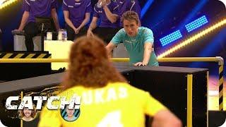 Krasse Leistung - Sogar Luke geflasht! - CATCH! Die Deutsche Meisterschaft im Fangen