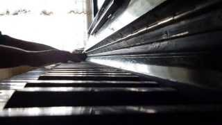Bathory Forever dark woods, piano cover by Irinata